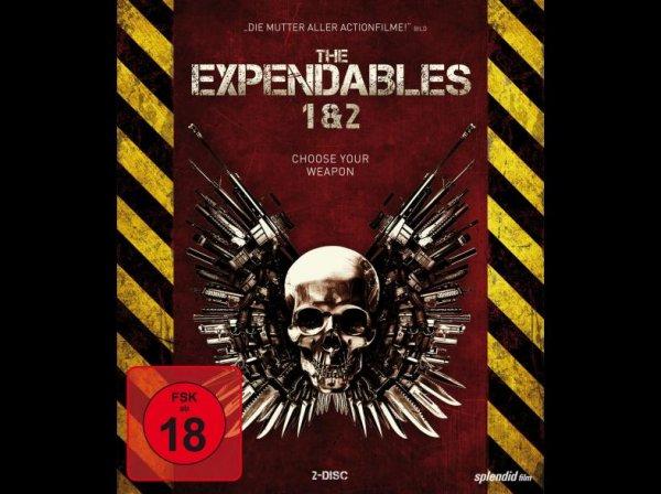 Programmkino: Expendables 1+2 FSK 18 auf Blu ray für 14,99 im Saturn Onlineshop vorbestellbar