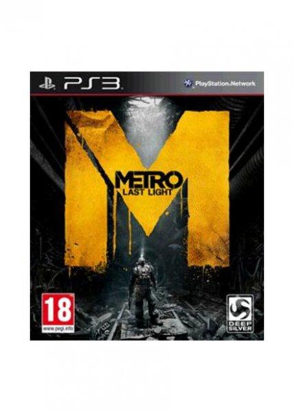 Sony PS3 – Metro: Last Light für €18,34 [@Base.com]