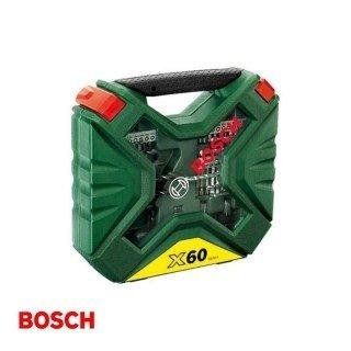 Bosch 60 teiliges X-Line Bohrer / Bit Set (2607010611 60) für 17,85€ (Idealo: 25,35€)