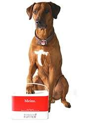 Kostenlose Futterprobe für den Hund