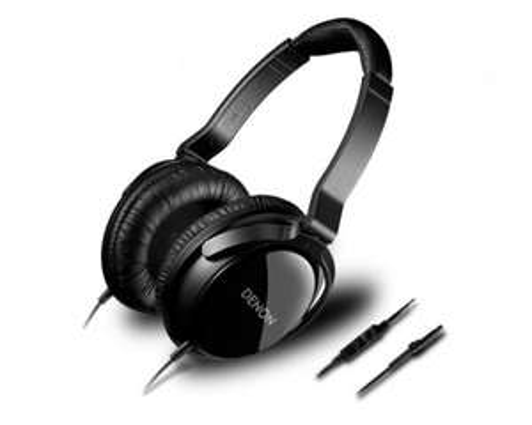 Denon AH-D310R On-Ear-Kopfhörer mit Remote+Mikro für iPod/iPhone  €19,99 inkl. Versand @ ebay / cosse.de