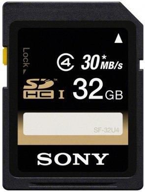 Sony 32GB SDHC UHS-I Class 4 für 15€ @Amazon.de