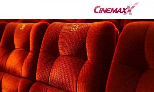 Cinemaxx 2D-Gutschein für 6,50 €