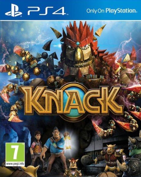 Knack (PS4) für 41,64€ inkl Versand aus UK