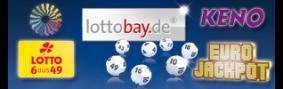 [lottobay] Vier Lottofelder gratis für Neu & Bestandskunden oder 5 EUR direkt auszahlen lassen