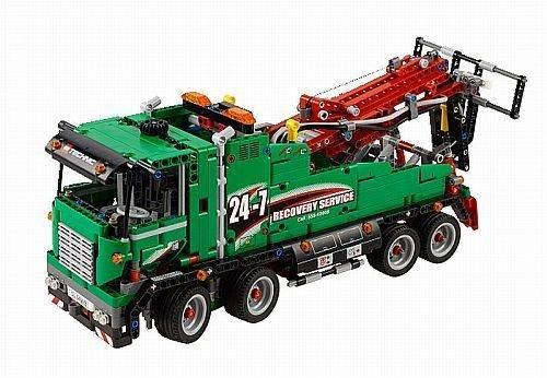 [Lokal Famila Emspark in Leer] Lego Technik 42008 Abschlepptruck