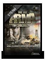 Arma 2: Combined Operations -80%, Arma 3 -25% und Mehr!