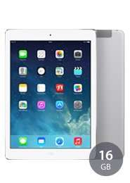 Vodafone Internet Flat 21,6 Mbit LTE mit z.B. iPad Air 16GB 4G