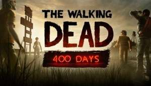 [STEAM] The Walking Dead: 400 Days für ca. 93 ct bei amazon.com