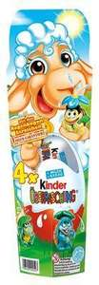 4er Ferrero Kinder-Ü-Ei= 0,99€ +Versand, MHD 31.07. bei lebensmittel.de