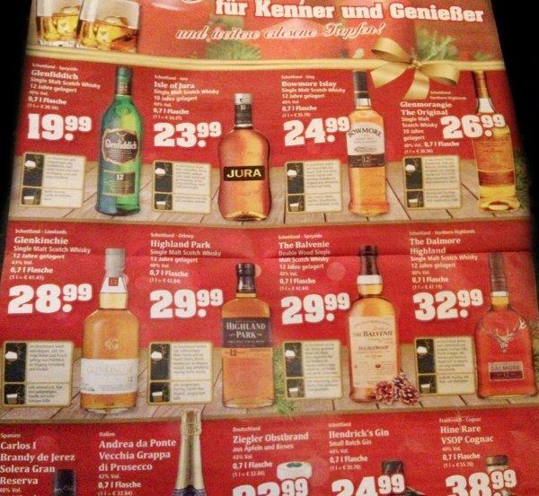 Whisky Angebote bei Trinkgut, 25.11 bis 07.12.2013