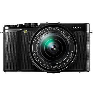 Fujifilm X-A1 Kit mit XC16-50mm schwarz für 499€