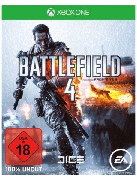 [LOKAL Saturn Berlin Alex u. Spandau und Media Markt Weiterstadt] Battlefield 4 (Xbox One) für 39 Euro