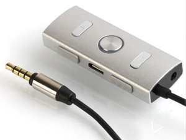 FiiO E02i Rocky für 22,95€ @ Conrad - Kopfhörer-Verstärker und universelles Headset für Apple iPhone