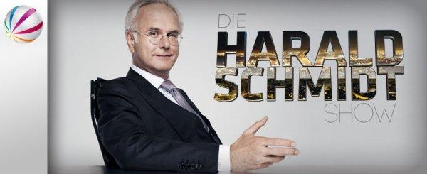 Die Harald Schmidt Show Freikarten 3.12 - 5.12
