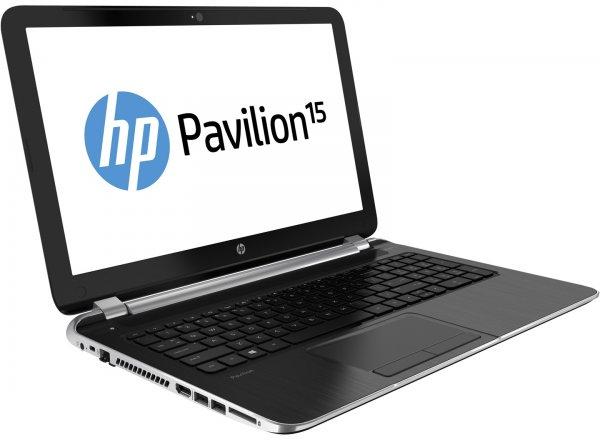 """HP Pavilion 15-n021sg für 571€ @HP direkt - 15"""" Notebook mit Core i7-Haswell"""