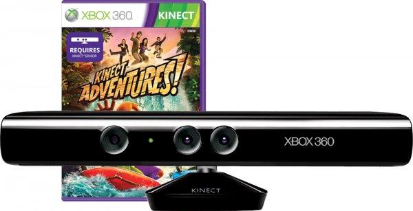 [Lokal] Saturn Magdeburg - XBOX360 Kinect Sensor inklusive Kinect Adventures