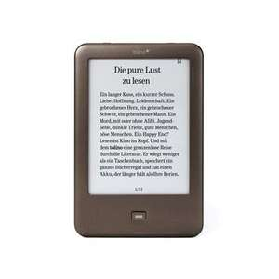 Ebay Basket Wochenende von Telbay : Thalia E-Book-Reader Tolino Shine NEU & OVP