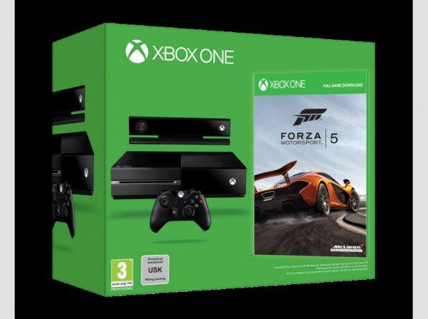 XBox One + Forza 5