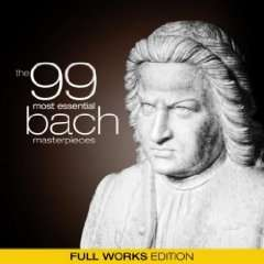 The 99 Most Essential Bach (Mozart/Beethoven/etc) Masterpieces [je 1,63 € / amazon mp3 download]