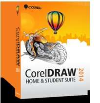 CorelDRAW Home & Student Suite 2014