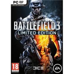 Battlefield 3 Limited Edition(PC) - Vorbestellung bei bee.com für ~26,05 € inkl.Versand