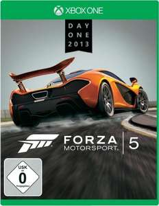 Forza 5 Day One Edition - XBOX ONE
