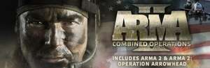 (Steam) ARMA II: Combined Operations