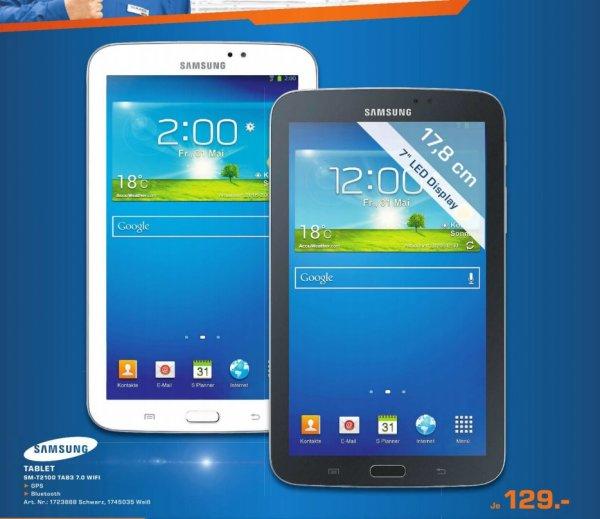 Samsung Galaxy Tab 3 7.0 8GB Wifi 129€ Lokal[Saturn Kassel]