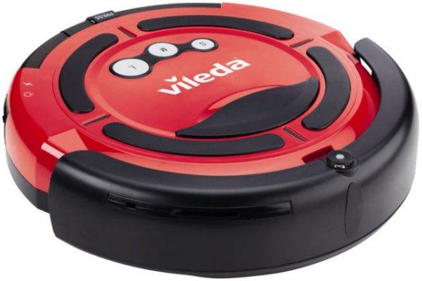 Vileda Cleaning Robot 137173 Saugroboter, Robotersauger mit 3-Stufen-Reinigung @ebay 89€
