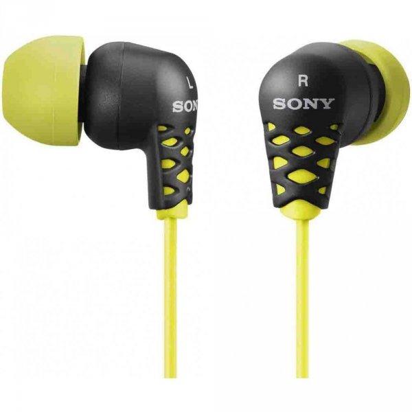 "Sony™ - In-Ear-Kopfhörer ""MDR-EX37"" (Schwarz-Gelb) ab €11,20 [@Sony.de]"