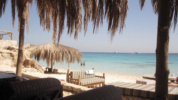 Ägypten: 1 Woche im 4 Sterne Strandhotel inkl. Halbpension, Flügen und Transfer für nur 249€