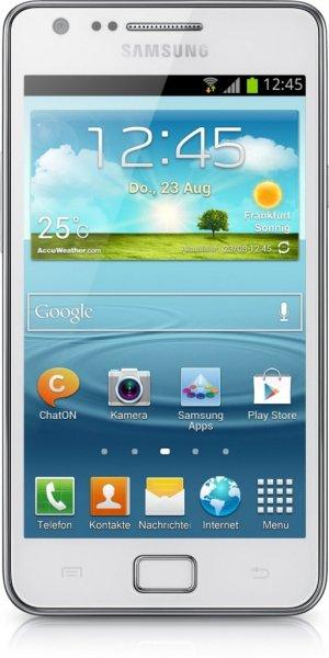Samsung Galaxy S2 GT i9100 in weiß für nur 235,94 EUR inkl. Versand