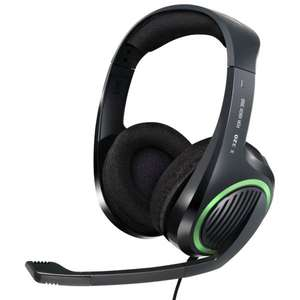 Sennheiser X320 Gaming Stereo Headphones with Noise Cancelling Mic for Xbox 360