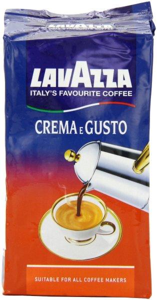 Amazon-Sparabo: Lavazza Crema E Gusto, gemahlen, 10 x 250g - 28,40 Euro