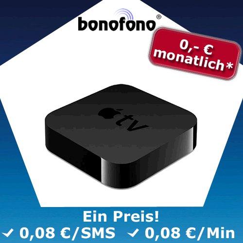 Apple TV 3. Generation für 29,95 Euro - Keine Grundgebühr - Monatlich kündbar! -