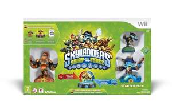 Amazon.co.uk - Skylanders Swap Force - Wii