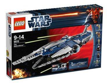 LEGO Star Wars The Malevolence 9515 @Galeria Kaufhof.de
