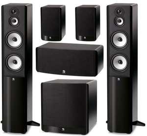 Boston Acoustics A-Serie 5.1 Lautsprechersystem