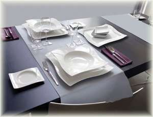 Villeroy & Boch New Wave Basic-Set 30tlg Geschirrset für 200€ @eBay