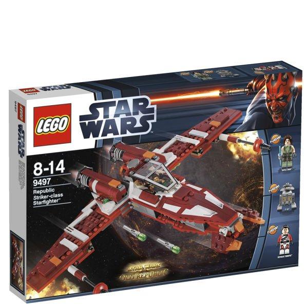 "Lego™ - ""Star Wars: Republic Striker-class Starfighter"" (9497) für €29,87 [@Zavvi.com]"