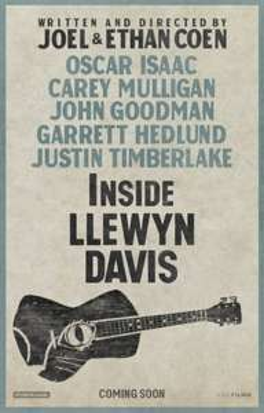 Fast kostenlos ins Kino zu INSIDE LLEWYN DAVIS
