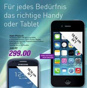 [LOKAL Münsterland/RheinRuhr] iPhone 4S 8GB