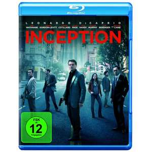 Blu-ray Deal der Woche @ Amazon - Inception für 9,97 €