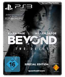 Cyber Monday - Beyond: Two Souls - Steelbook Special Edition für 49€