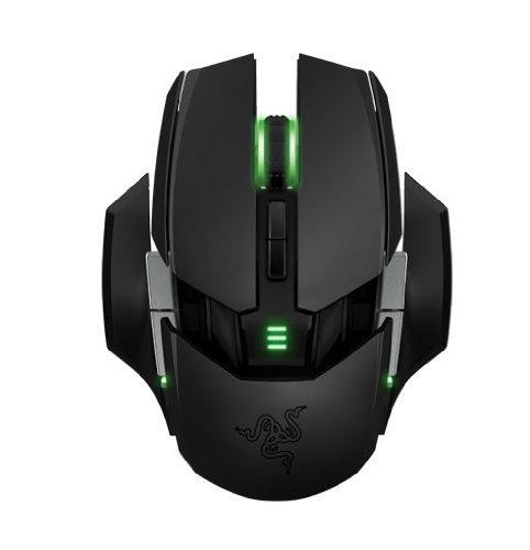Razer Ouroboros Gaming Maus schwarz für 77€ @Amazon.de