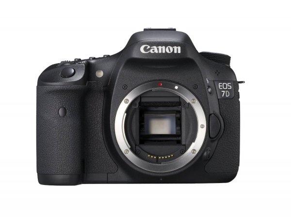 Canon EOS 7D Body  + 100€ Cashback für 993,34 € (893,34 €  inkl. Cashback) @Amazon.fr