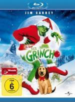 Der Grinch [Blu-ray + extra DVD] für 7,79€ @ zavvi.com