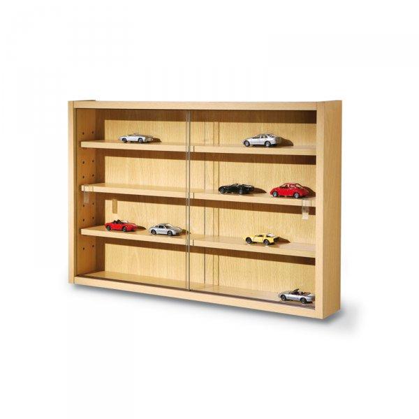 Sammlervitrine RACCO - Schaukasten mit Glasvitrine für 19,99€ @Ebay