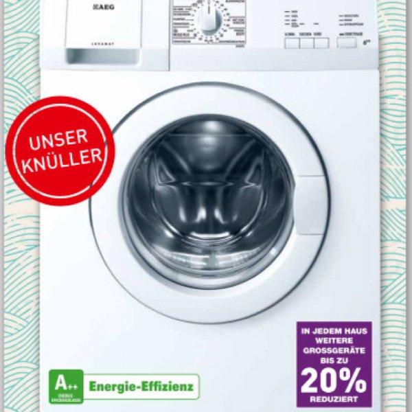 AEG Lavamat L5460FL Waschmaschine bei Marktkauf
